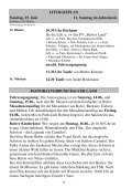 Pastoralbrief 08.06. - 15.06.08 - Kath. Pfarrei St. Blasius zu Balve - Page 6