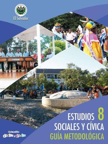 sociales y cívica estudios - Ministerio de Educación de El Salvador