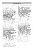 Pastoralbrief 27.07. - 03.08.08 - Kath. Pfarrei St. Blasius zu Balve - Page 2