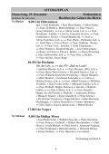 Pastoralbrief 21.12.08 - 11.01.09 - Kath. Pfarrei St. Blasius zu Balve - Page 5