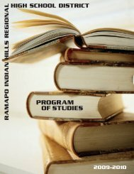 download - Ramapo Indian Hills High School District