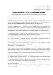 Bīstamo iekārtu avāriju izmeklēšanas kārtība - Valsts Darba Inspekcija