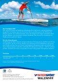 grenzenloser paddelspass - Intersport Walensee - Seite 2