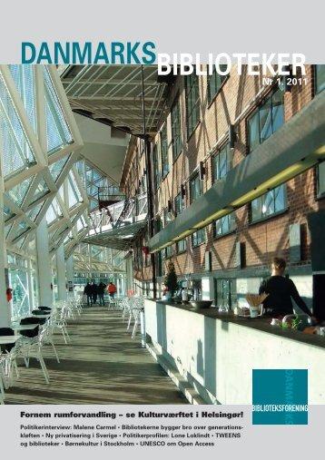 Danmarks Biblioteker - huset randersbib - Randers Bibliotek