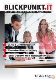 Dokumenten Management (II) - StarCom-Bauer GmbH