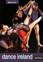 March 2011 Newsletter_January 2008 Newsletter ... - Dance Ireland