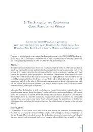 Status 04 Vol 1.indd - International Coral Reef Initiative
