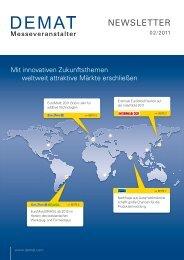 NEWSLETTER - EuroMold