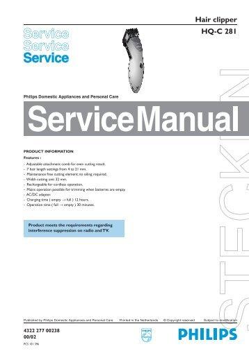 braun series 3 instruction manual