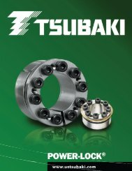 Download PDF - U.S. Tsubaki