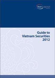 Guide to Vietnam Securities 2012 - VCSC - Content Management ...