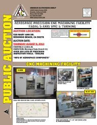 Download Brochure - American Auctioneers Group