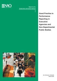 Full report (pdf - 850KB) - National Audit Office