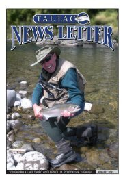 TALTAC Newsletter August 2012 - Christchurch Fishing and Casting ...