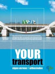 eigen vervoer / uitbesteden - Vlug transport