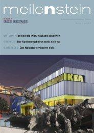 ENTWURF: So soll die IKEA-Fassade aussehen GREMIUM: Der ...