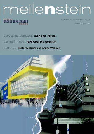 IKEA ante Portas GOETHESTRASSE