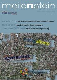 ALTONA-ALTSTADT: Vorstellung der laufenden Verfahren im ...