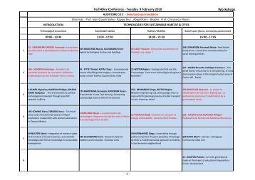 Workshops - Cooperation at EPFL