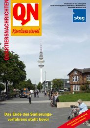 St. Pauli-Nord S3 Karolinenviertel - Stadtentwicklungsgesellschaft ...