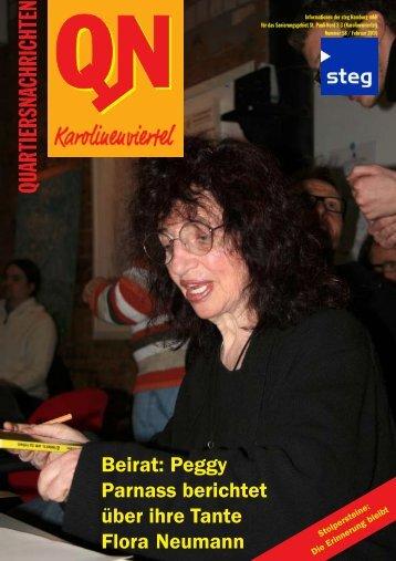 Liebe Leserinnen, liebe Leser - Stadtentwicklungsgesellschaft ...
