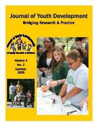 Summer 2009 - Vol.4 No. 2 - National Association of Extension 4-H ...