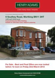 6 Southey Road, Worthing BN11 3HT - Henry Adams