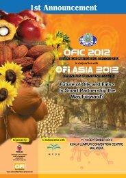 OFI ASIA 2012 - MOSTA