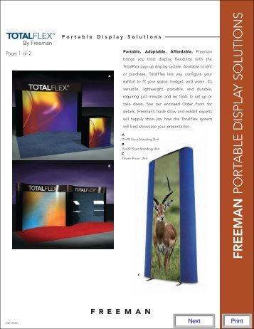 Freeman Display Solutions