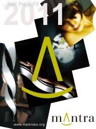 Mantra Catálogo 2011 General
