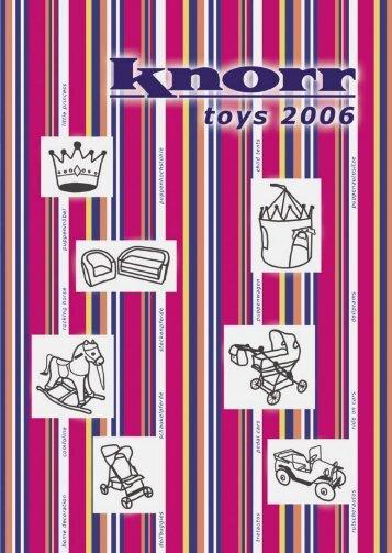 Katalog hračky 2006 - Depemo
