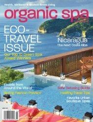 Organic Spa - April 2012 - Wuttke Group LLC
