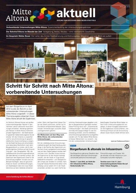 Mitte Altona aktuell - Hamburg