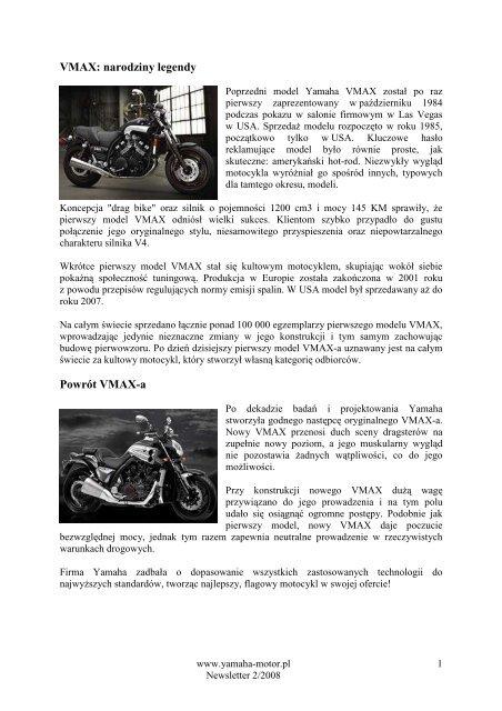 32c66be044fa ... Array - yamaha news 2 2008 pdf yamaha motor europe rh yumpu ...
