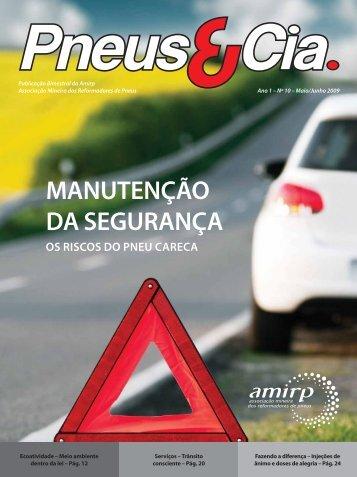 Revista Pneus e Cia nº10 - Sindipneus