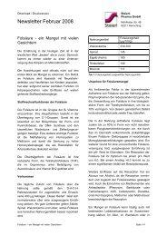 Folsäure - ein Mangel mit vielen Gesichtern - Steierl-Pharma GmbH
