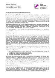 Mit Phytotherapie dem Stress widerstehen - Steierl-Pharma GmbH