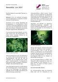 Newsletter Juni 2007 - Steierl-Pharma GmbH - Page 2