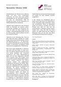 Newsletter Oktober 2006 - Steierl-Pharma GmbH - Page 3