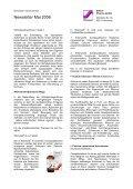 Newsletter Mai 2006 - Steierl-Pharma GmbH - Page 2