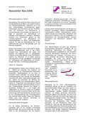 Newsletter Mai 2006 - Steierl-Pharma GmbH - Page 4