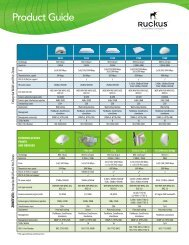 Product Guide - Digitalair Wireless Networks