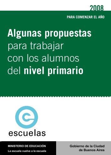 Nivel primario - Buenos Aires Ciudad