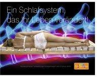 Ein Schlafsystem, das Ihr Leben verändert - SEIBERSDORFER ...