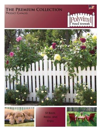 Polyvinyl Fence Brochure - Digger Specialties, Inc.