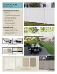 Polyvinyl Fence Brochure - Digger Specialties, Inc. - Page 4