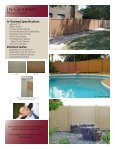 Polyvinyl Fence Brochure - Digger Specialties, Inc. - Page 5