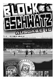 BlockGschwätz - Fanatico Boys