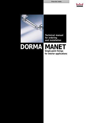 DORMA MANET