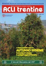 Acli Trentine OTTOBRE 2004